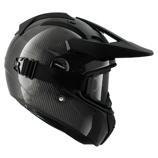 Shark Explore-R Carbon helmet